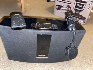 Bose SoundTouch 20 Series III Wireless Speaker - Black Inc Remote