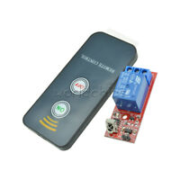 12V 1 Channel Infrared Switch Relay Driving Module Board+Remote Controller