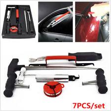 7PCS/set Car Windshield Repair Removal Tool Windscreen Cutting Wire +Handles Kit