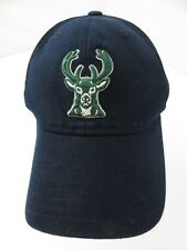 Milwaukee Bucks Basketball NBA Adidas Adjustable Adult Cap Hat