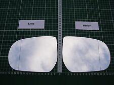 Außenspiegel Spiegelglas Ersatzglas Mazda Tribute ab 2002-2009 Li oder Re asph