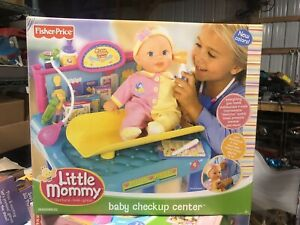 Fisher Price Little Mommy Baby Checkup Center  NIB