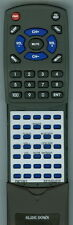 Replacement Remote for  Boston Acoustic 978307101591D, TVEE ONE
