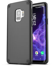 Samsung Galaxy S9 Rugged Defender Protective Case Cover Shockproof Series
