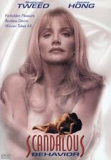Scandalous Behavior [New DVD] Dolby, Subtitled