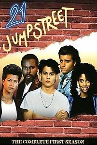 21 Jump Street - The Complete First Season (DVD, 2004, 4-Disc Set) New, Sealed