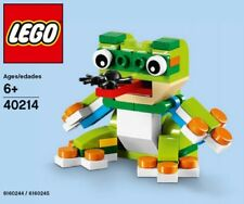 Lego Frog Monthly Build 40214 Polybag BNIP