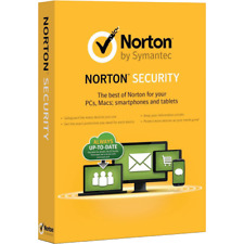 Norton Security Deluxe Antivirus - 2018 Version Direct Download 1 Year 3 Device
