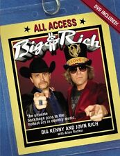 Book - Big and Rich : All Access by John Rich and Big Kenny - Allen Rucker