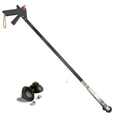 "44"" KingTongs Litter Pick Up Tool SAF-T-LOK Plus 1 Pair Replacement Cups"