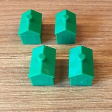 Monopoly Junior Spare Replacement 4 Green Ticket Booths
