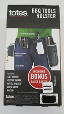 BBQ Tools Belt Holster with bonus Sauce Baster