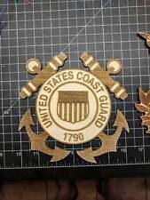 United States Coast Guard Seal - supplies flag making, rustic decor, patriotic