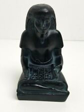 Moulage Musee Du Louvre Reproduction Egyptian Statue Decor 5 inch