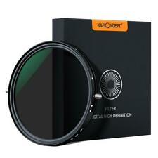 K&F Concept 82mm Variable Fader ND2-ND32 ND Filter and CPL Circular Polarizing F