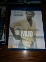 MUD - BLU-RAY ONLY!! - WATCHED ONCE!!