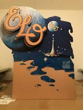 """ELECTRIC LIGHT ORCHESTRA ELO """"TIME"""" ALBUM 3-D RECORD STORE COUNTER DISPLAY 1981"""
