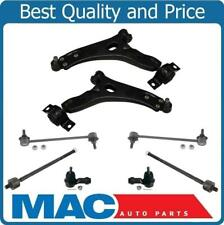 Fits For 2006-2007 Ford Focus Front Lower Control Arms Tie Rods & Sway Bar Links
