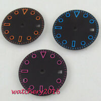 Brands NEW 28.5mm Sterile Watch Dial fit for 2824 2836 Miyota 8215 8205 Movement
