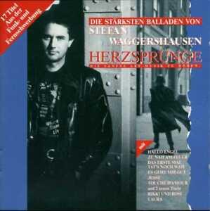 CD: Stefan Waggershausen: Herzsprünge - Die stärksten Balladen