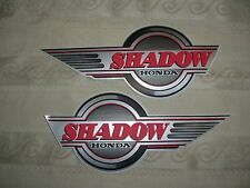Shadow VT 600 750 Stickers Gas Tank Decals Emblem f #m