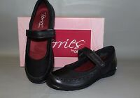 NEW Womens Aetrex Black Mary Jane Stretch Fabric/Leather Support Comfort Shoes