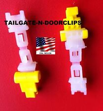 Ford F-Series 3rd door Tailgate Ranger Clips 1990 & up 1-Pair TG20YW