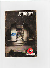Boy Scout Astronomy Badge pamphlet,full photo.printing 1969