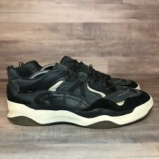 Vans Varix WC Staple Black Ebony Leather Suede Size US 11 Men VN0A3WLNVUE