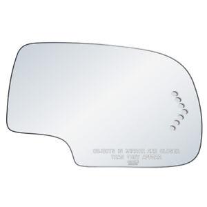 Right Side Mirror Glass For Escalade Avalanche Silverado Suburban Sierra Yukon