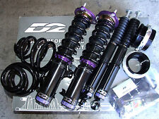 D2 RACING RS 36WAYS ADJUSTABLE COILOVERS 12-15 CIVIC & 12-13 SI & ILX