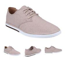 Rockport k74971 Weekend Style Plaintoe Men Lace-up Sneakers Beige uk 6.5 eu 40.5