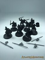 Minas Tirith Warrior X8 - LOTR / Warhammer / Lord of the Rings AA16