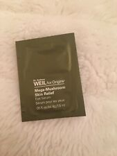 Origins Mega-Mushroom Skin Relief Eye Serum, Dr.Andrew Weil  0.05oz/1.5ml