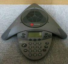 Polycom 2201-07142-601 Soundstation Vtx1000 Conferencia Teléfono Sin Accesorios