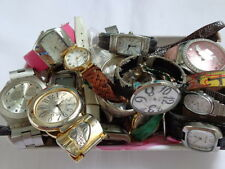 "Watch Lot ""NOT SO JUNK""  for Repairs Parts Arts & Crafts LOT G 1 kilo"