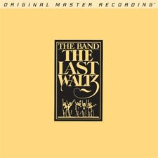 THE BAND THE LAST WALTZ   Hybrid 2SACD MFSL Numbered Limited Edition SEALED WOW!