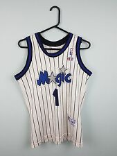 Vintage Retro Magic Usa brillante audaz Deportes Atléticos Baloncesto Camiseta Top Reino Unido XXS/XS