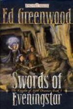 Forgotten Realms Novel Knights of Myth Drannor: Swords of Eveningstar by Ed...