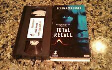 TOTAL RECALL VHS! 1990 RoboCop Predator 2 The Terminator Alien The Matrix Next