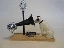RCA Nipper Dog Shelf Art, small horn version