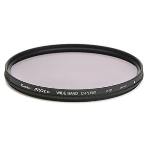 82mm Kenko PRO1 Digital Circular Polarizing Filter CPL C-PL 82 mm Made in Japan