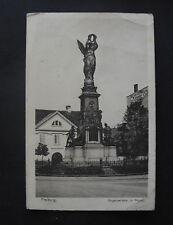 """AK von 1915 """" Freiburg """" Siegesdenkmal (v. Mosst) Velten´s Lichtdruck Karte"""