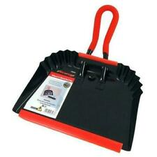 """Large 12"""" Metal Dustpan Dust Pan - Home or Garden Use"""