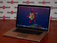 "Apple MacBook Pro 15"" i7 Retina Quad Core+ 16 GB RAM + 750 GB Solid State Drive!"