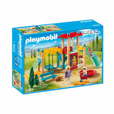 PLAYMOBIL Park Playground with Watchtower - Family Fun 9423