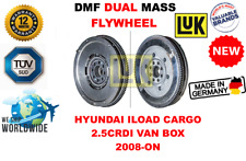 FOR HYUNDAI ILOAD CARGO 2.5 CRDI VAN BOX 2008-ON NEW DUAL MASS DMF FLYWHEEL