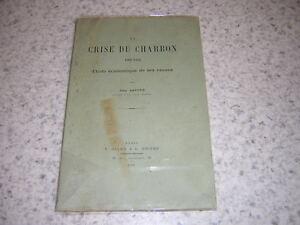 1901.crise du charbon / Jean Savoye.économie.énergie
