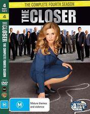 The Closer Season 4 : NEW DVD