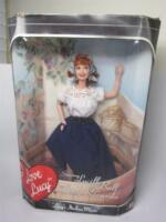 I Love Lucy's Italian Movie Mattel 1999 Doll New NRFB  Lucille Ball See VIDEO